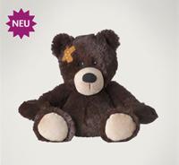Ein Teddy mit Pflaster